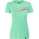 La Sportiva Stripe 2.0 Shortsleeve Shirt Women green